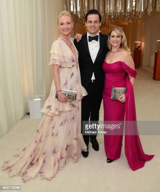 Princess Lilly zu Sayn Wittgenstein Berleburg attends the 25th Annual Elton John AIDS Foundation's Academy Awards Viewing Party at The City of West...