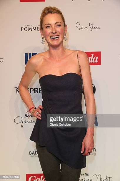 Princess Lilly zu SaynWittgenstein during the 'Berlin Opening Night of GALA UFA Fiction' at Das Stue Hotel on February 11 2016 in Berlin Germany