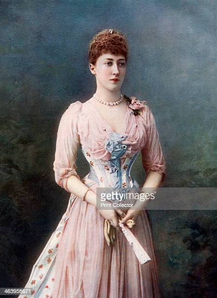 Princess Louise late 19thearly 20th century Portrait of Louise Princess Royal and Duchess of Fife daughter of Queen Victoria