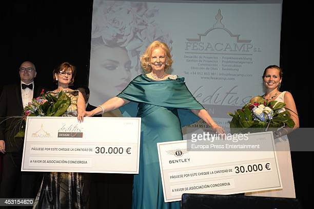 Princess Louise of Prussia attends 'Concordia Charity Party' on August 1 2014 in Marbella Spain