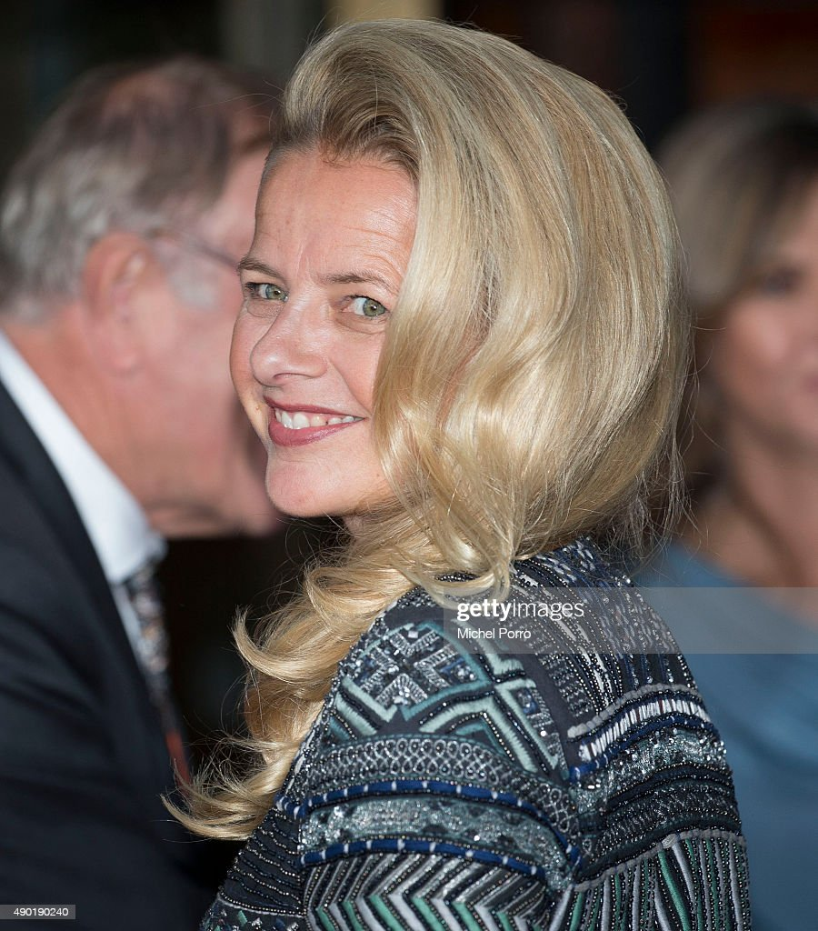 Princess Mabel of The Netherlands arrives for festivities marking the final celebrations of 200 years Kingdom of The Netherlands on September 26, 2015 in Amsterdam, Netherlands