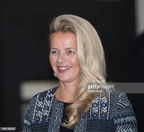Princess Mabel of The Netherlands arrives for festivities marking the final celebrations of 200 years Kingdom of The Netherlands on September 26 2015...