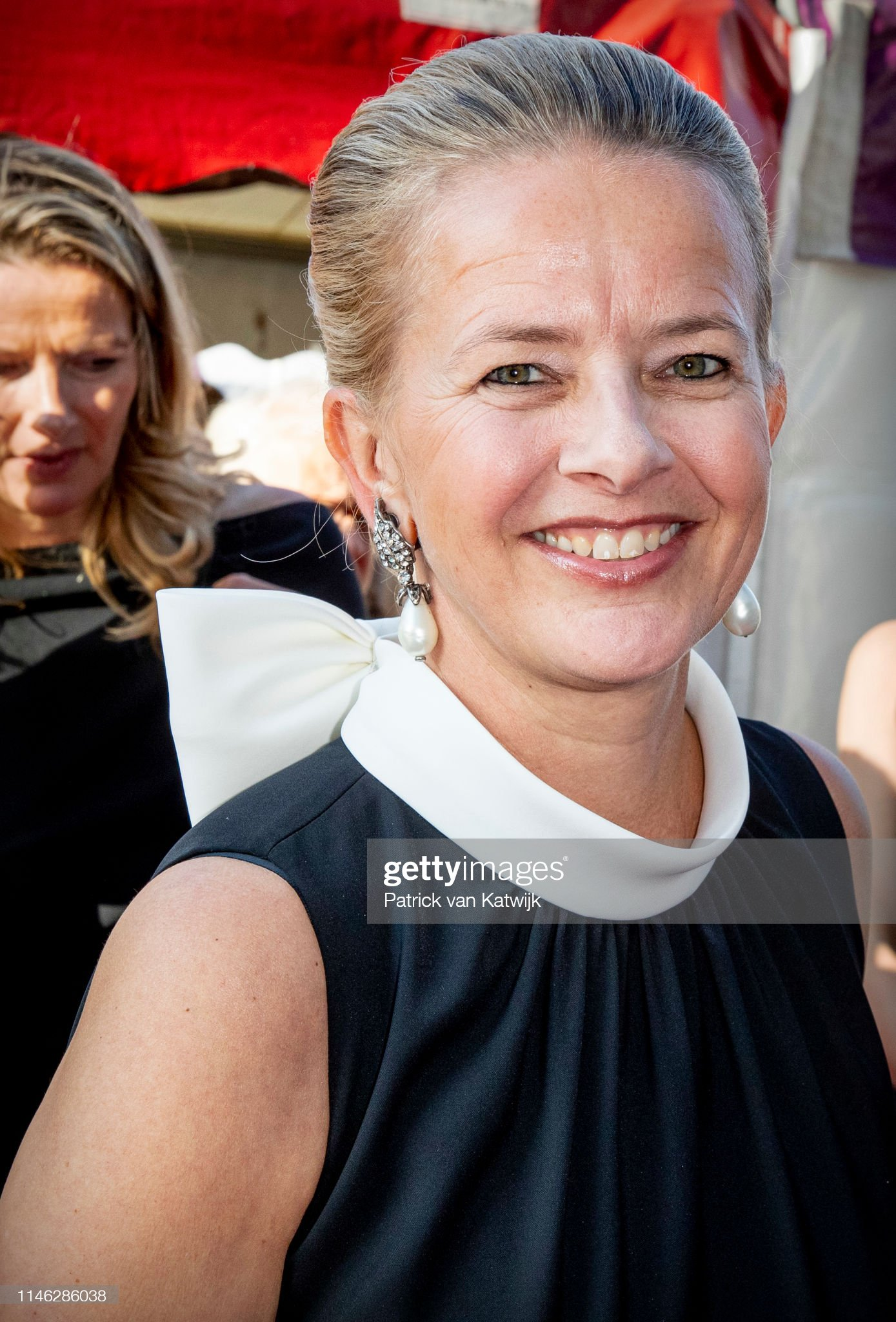 Princess Mabel Of The Netherlands Attends The Amsterdam Dinner : News Photo