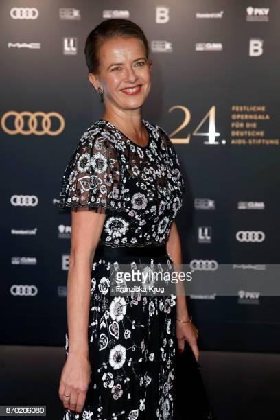 Princess Mabel von OranienNassau attends the 24th Opera Gala at Deutsche Oper Berlin on November 4 2017 in Berlin Germany