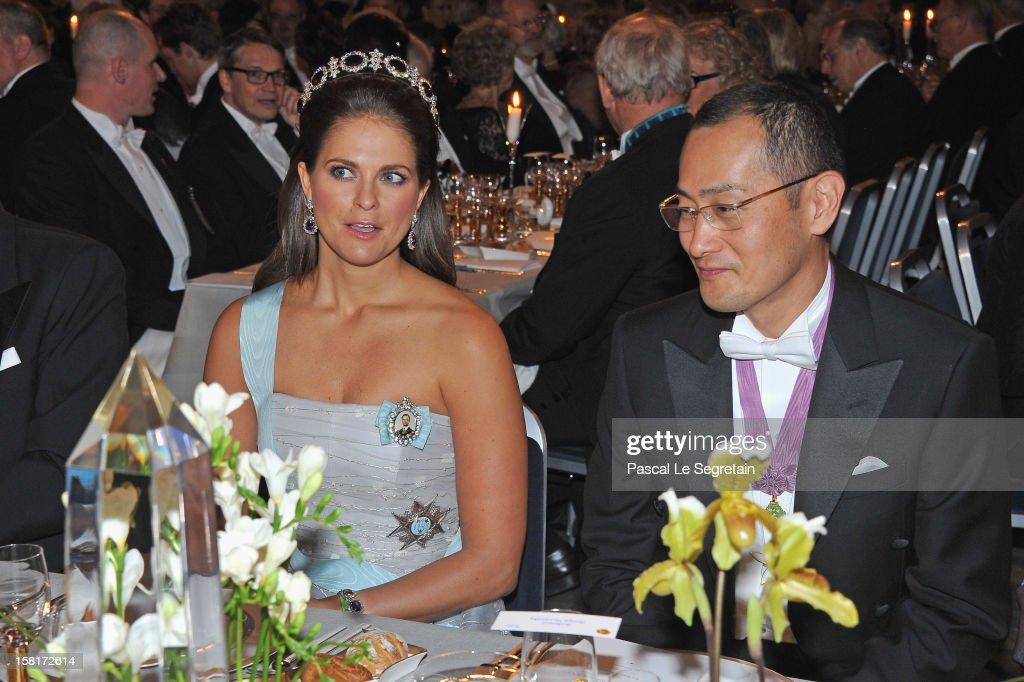 Nobel Banquet - Stockholm