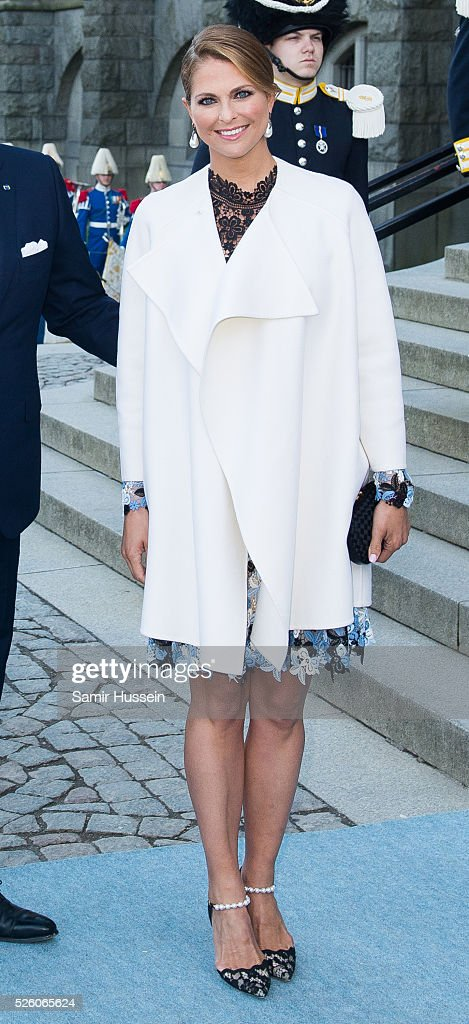Concert Arrivals - King Carl Gustaf of Sweden Celebrates His 70th Birthday