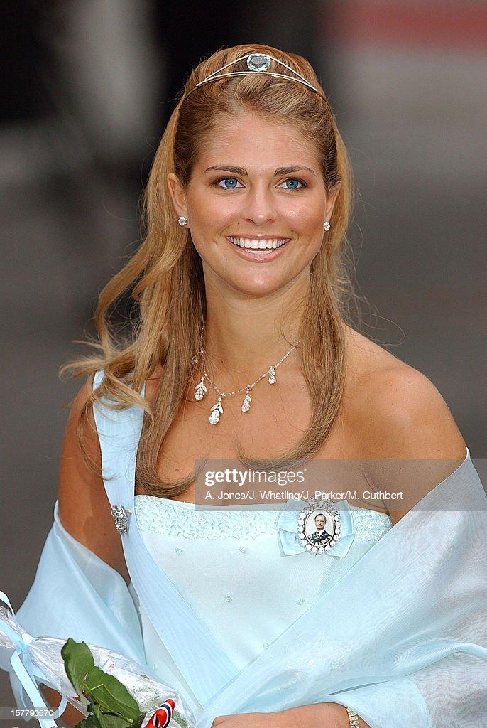 The Wedding Of Princess Martha Louise Of Norway And Ari Behn : News Photo