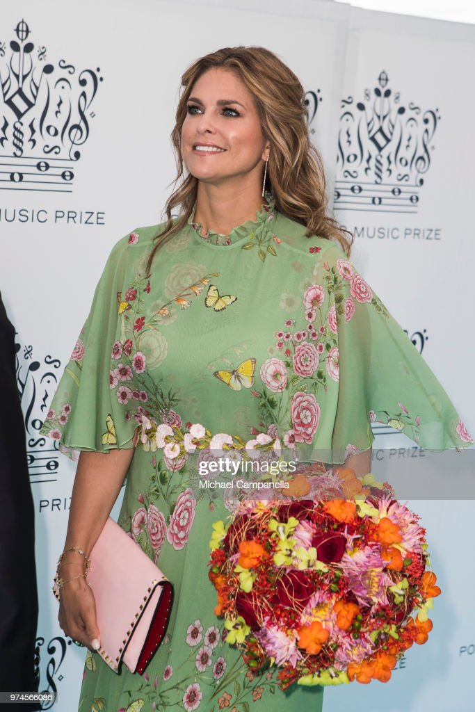 Crown Princess Victoria Of Sweden Attends Polar Music Prize : News Photo