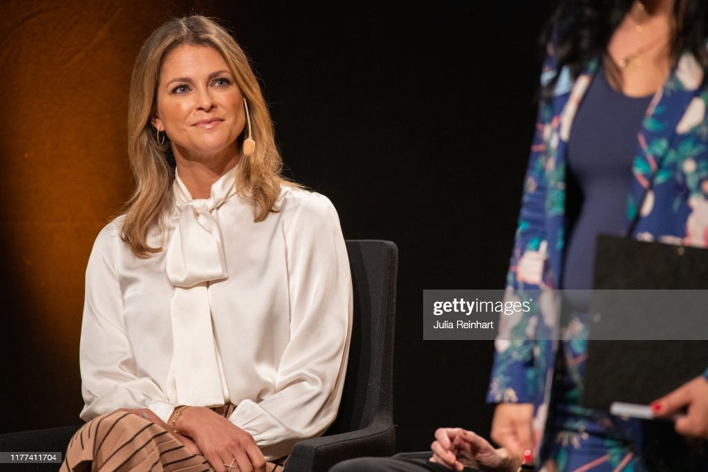 Madeleine Of Sweden Visits Gothenburg Book Fair 2019 : ニュース写真