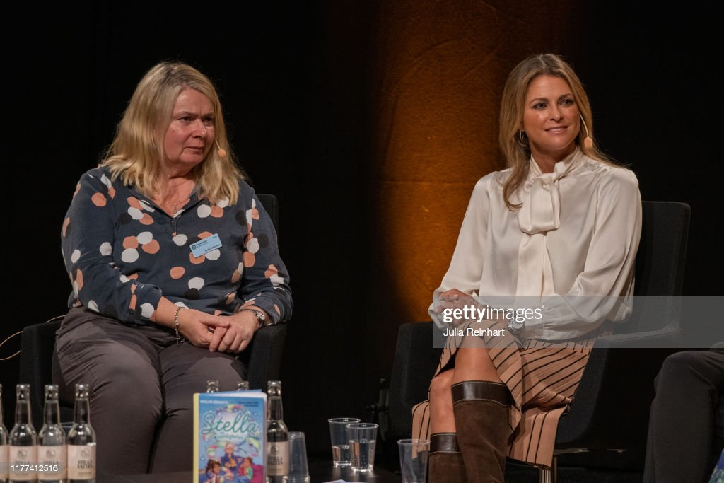 Madeleine Of Sweden Visits Gothenburg Book Fair 2019 : News Photo
