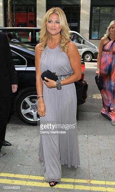Princess Madeleine of Sweden attends The World Childhood Foundation Fundraising Ball at The Northumberland on June 30 2010 in London England