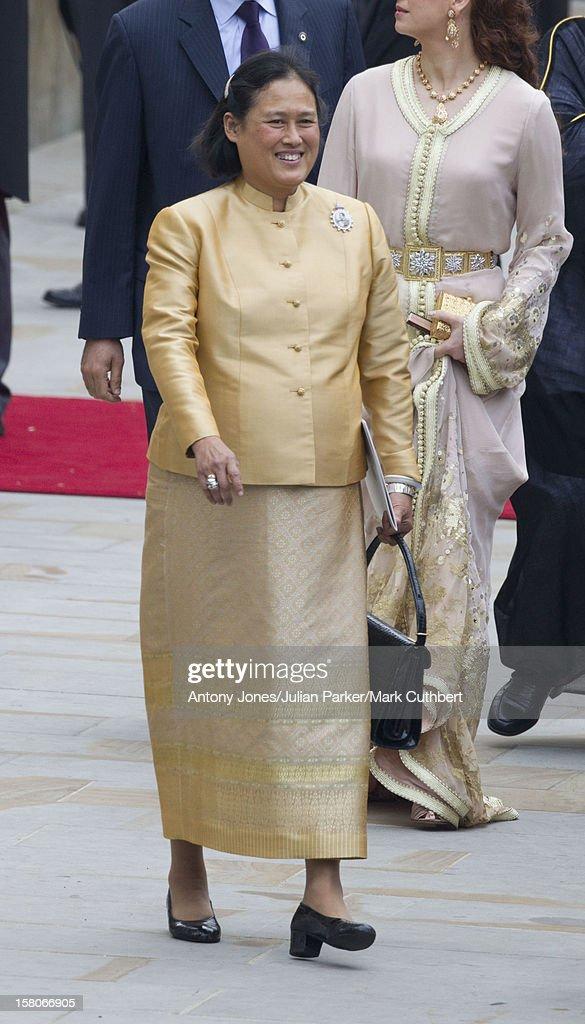 The Royal Wedding : News Photo