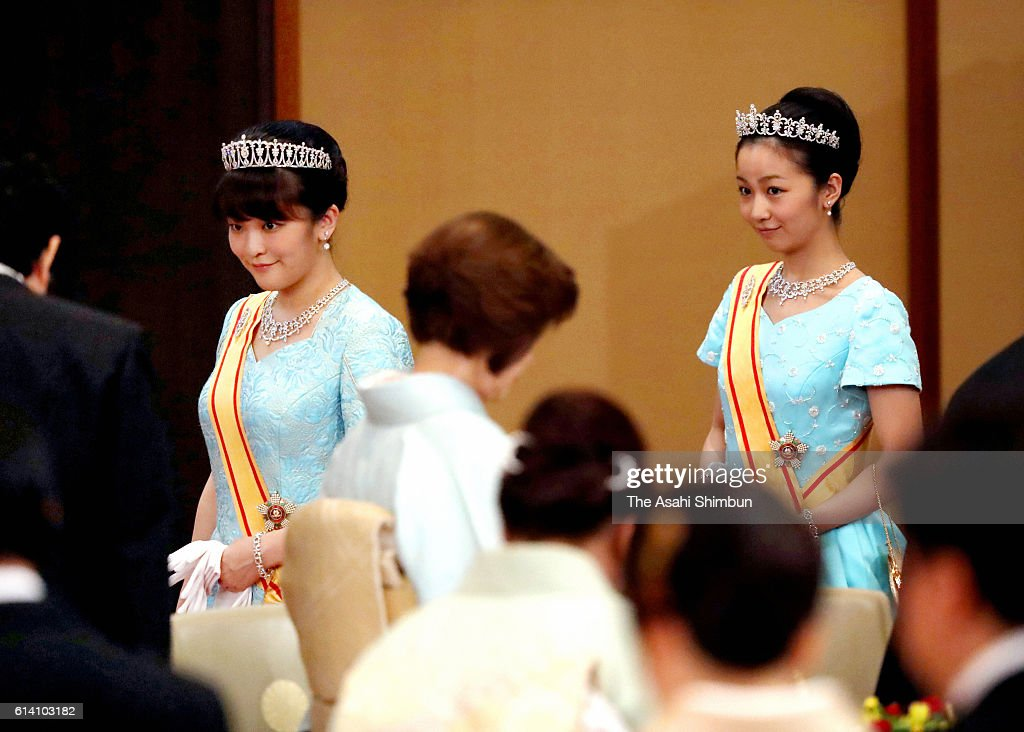 King And Queen of Belgium Visit Japan - Day 1