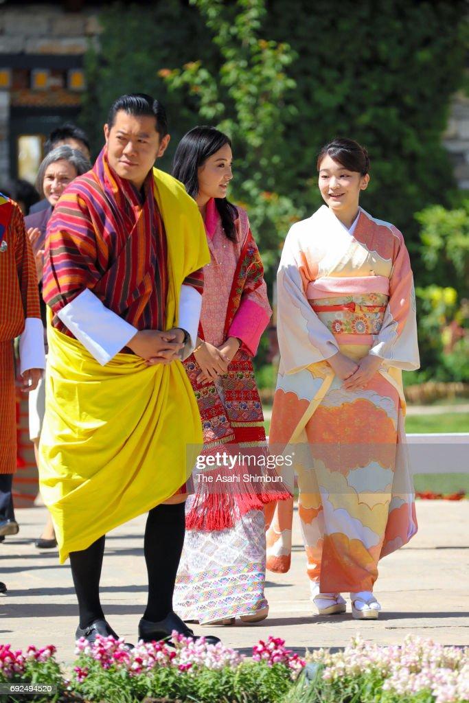 Princess Mako Of Akishino Visits Bhutan - Day 5
