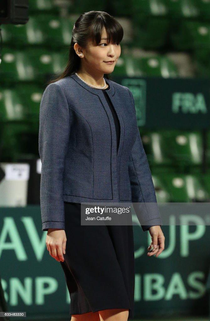 Japan v France: Davis Cup World Group - Previews