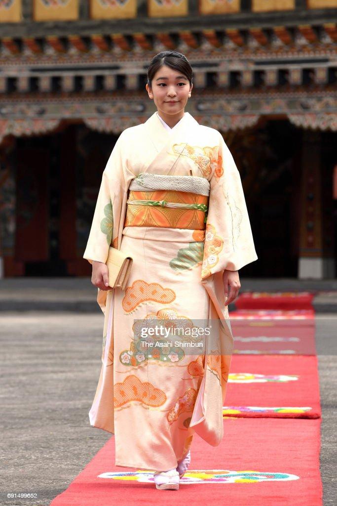 Princess Mako Of Akishino Visits Bhutan - Day 3