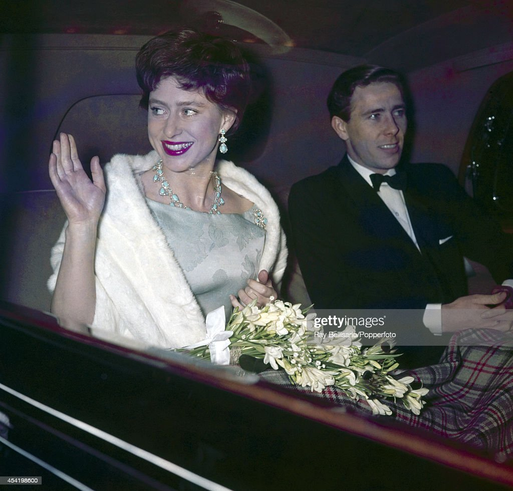 Princess Margaret And Lord Snowdon : News Photo