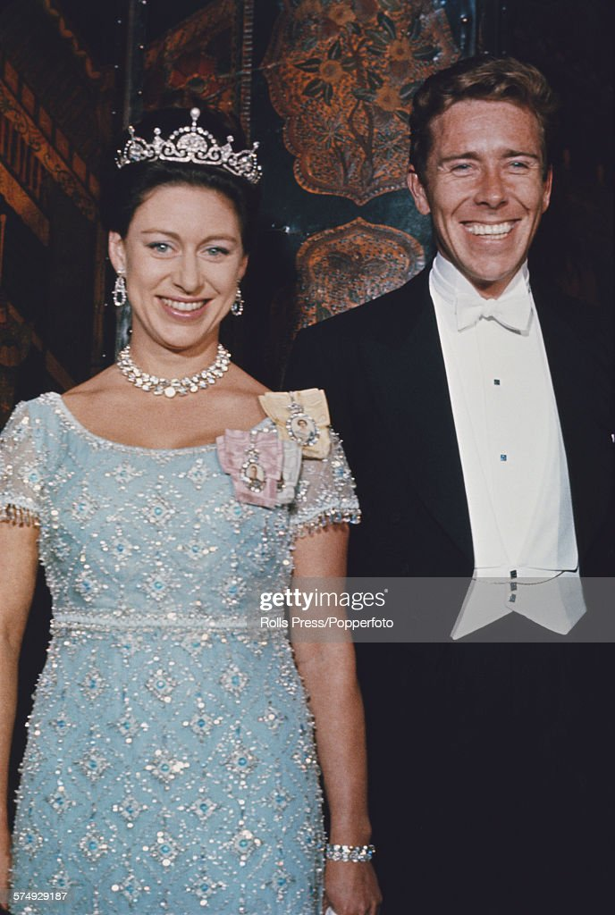 Princess Margaret And Lord Snowdon In Washington : News Photo