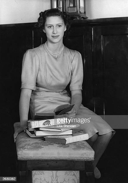 Princess Margaret of Great Britain at Buckingham Palace