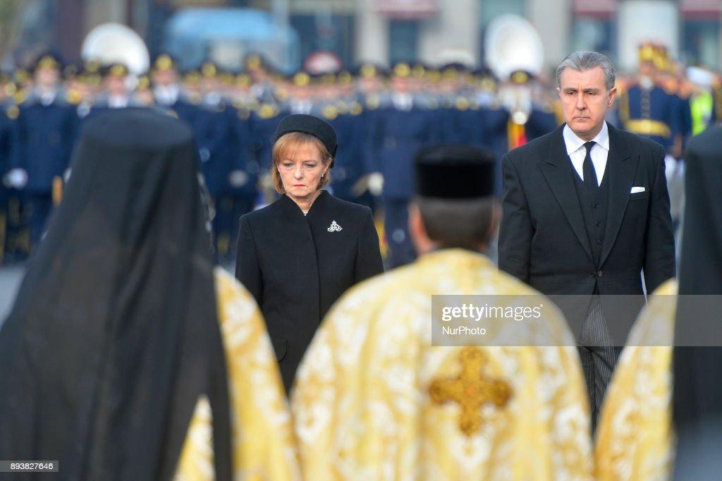 Romania King's Funeral : ニュース写真