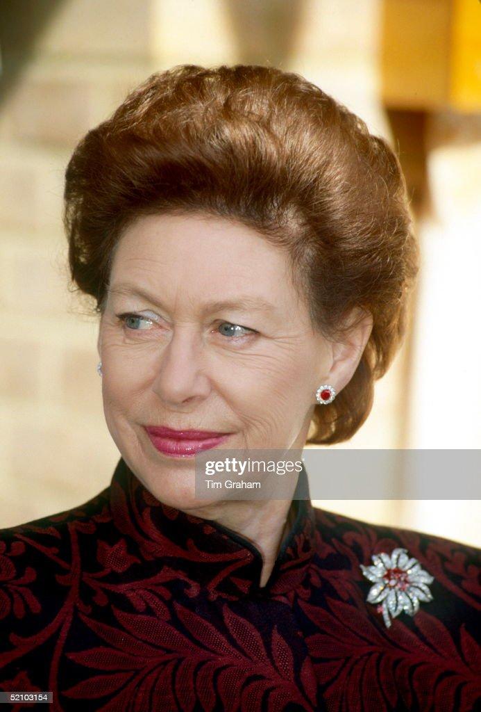Margaret Pensive Portrait : News Photo