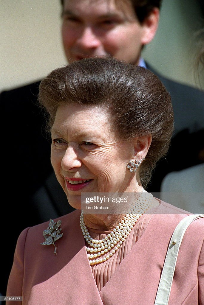 Margaret Clarence House : News Photo
