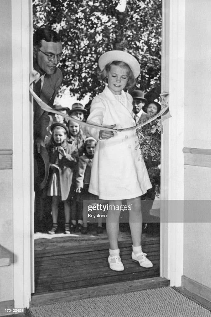 Princess Margaretha Of Sweden : News Photo
