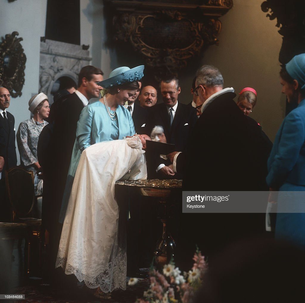 Prince Frederik Christening : News Photo