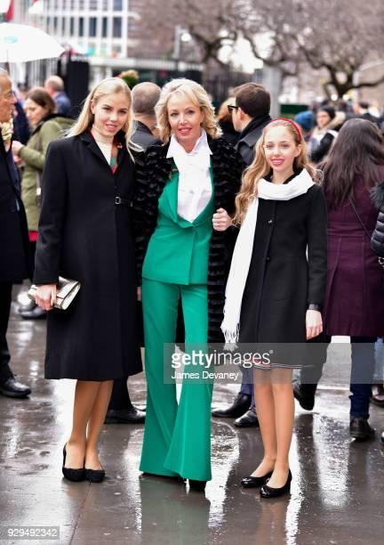 Princess Maria Carolina Duchess of Calabria and Palermo HRH Princess Camilla of Bourbon Two Sicilies Duchess of Castro Princess Maria Chiara Duchess...