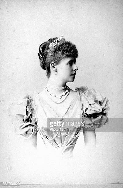 Princess Maria of SaxeCoburgGotha Wife of Ferdinand I King of Rumania