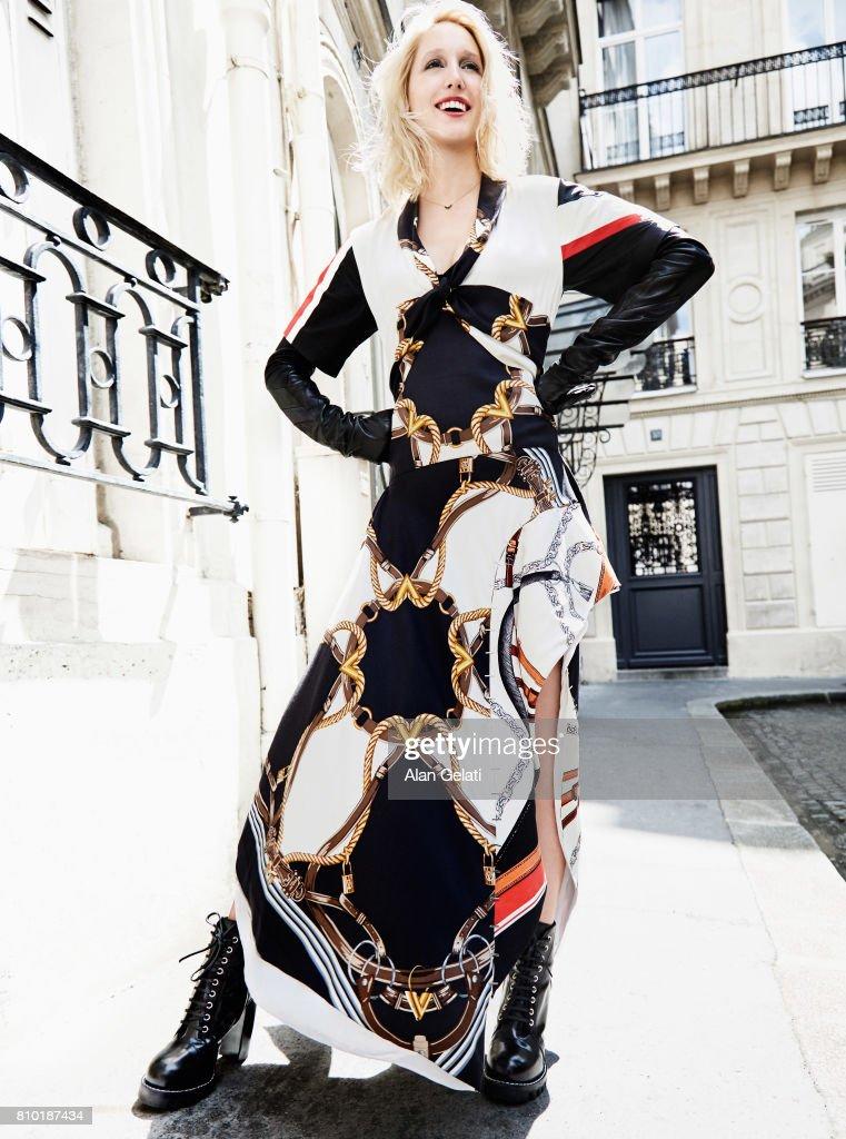 Maria Olympia of Greece & Denmark, Vanity Fair Italy, October 5, 2016 : News Photo