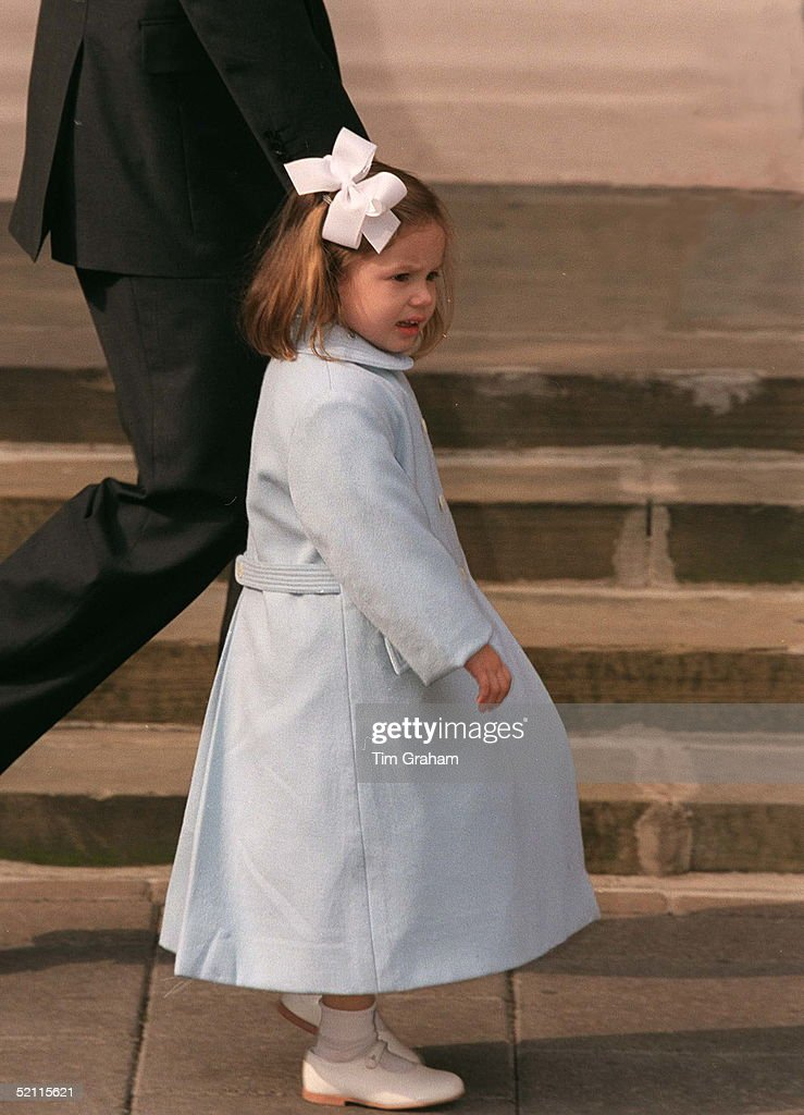 Princess Maria-olympia Of Greece : News Photo
