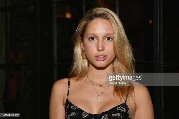 Princess MariaOlympia of Greece and Denmark attends the Gersh Upfronts Party 2018 at The Bowery Hotel on May 15 2018 in New York City