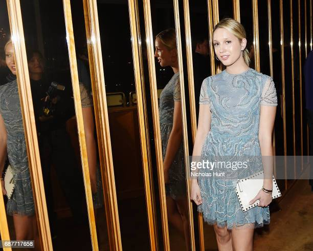 Princess MariaOlympia of Greece and Denmark attends the Valentino Resort 2018 Runway Show After Party on May 23 2017 in New York City