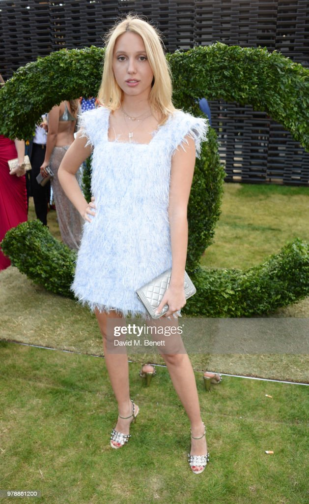 The Summer Party 2018 Presented By Serpentine Galleries And Chanel : News Photo