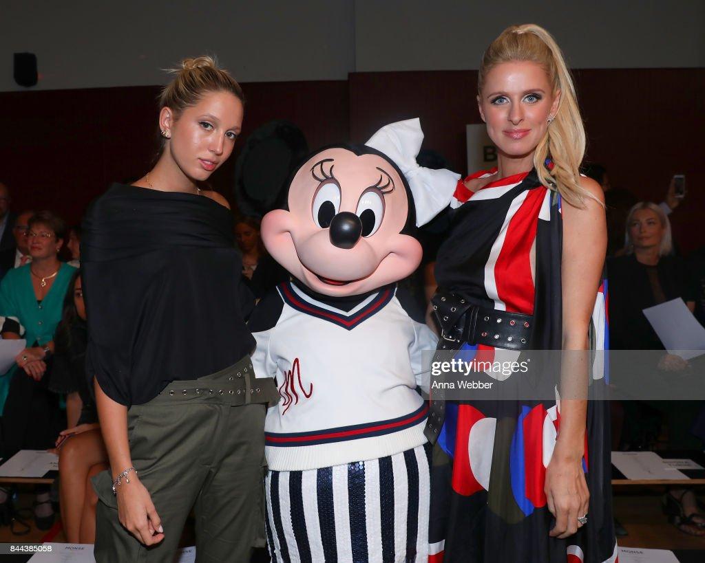 Minnie Mouse Takes NYFW : News Photo