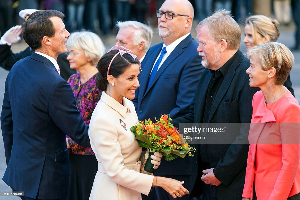 Denmark - The Royal Family Attends Opening Of The Parliament : News Photo
