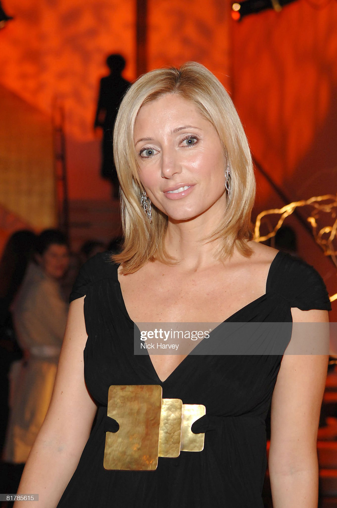 """Donna Karan Celebrates the Launch of Her New Fragrance """"Gold"""" : News Photo"""
