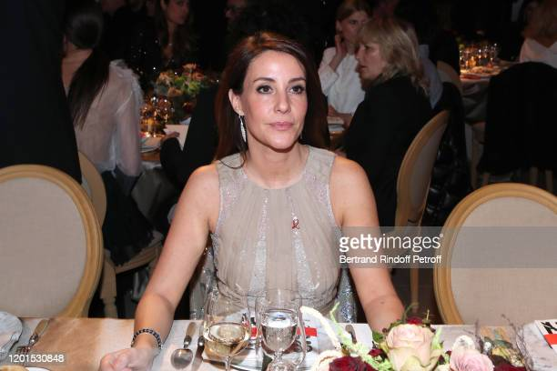 Princess Marie of Danemark attends the Sidaction Gala Dinner 2020 at Pavillon Cambon on January 23 2020 in Paris France