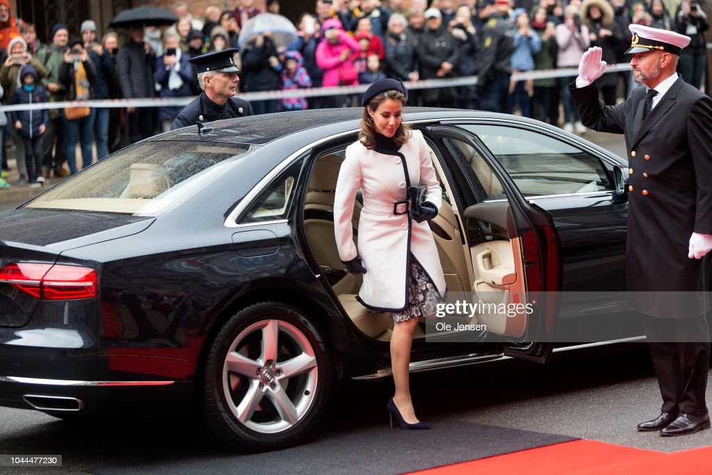 Royal Danish Family Attends Season Opening Of Parliament In Copenhagen : News Photo