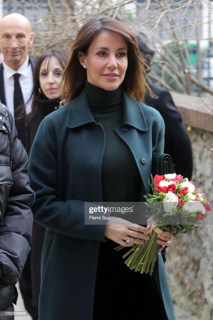 """Princess Marie of Denmark Visits the """"Les Contes Etranges De Niels Hansen Jacobsen"""" At Musee Bourdelle In Paris : News Photo"""