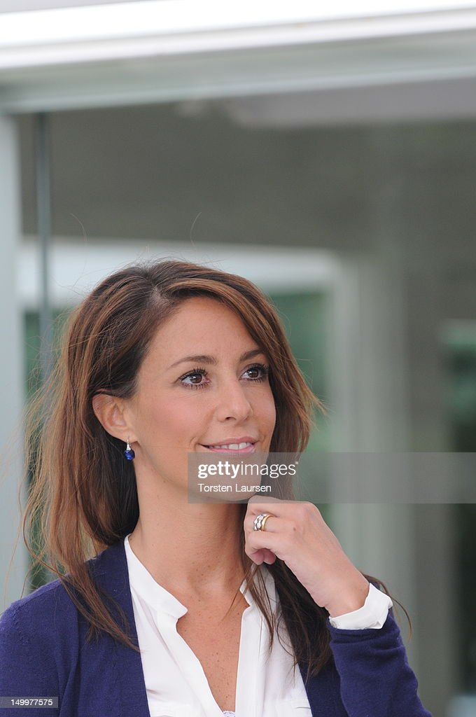 Princess Marie of Denmark Visits National Association Autism Elsinore Holiday Village : News Photo