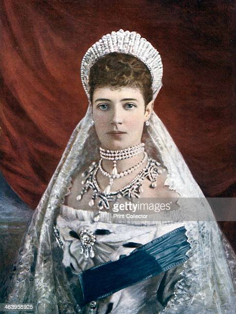 Princess Marie Sophie Frederikke Dagmar Dowager Empress of Russia late 19thearly 20th century Marie Sophie Frederikke Dagmar was the wife of Tsar...