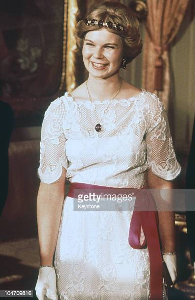 Princess MarieAstrid of Luxembourg later Archduchess MarieAstrid of Austria in 1977