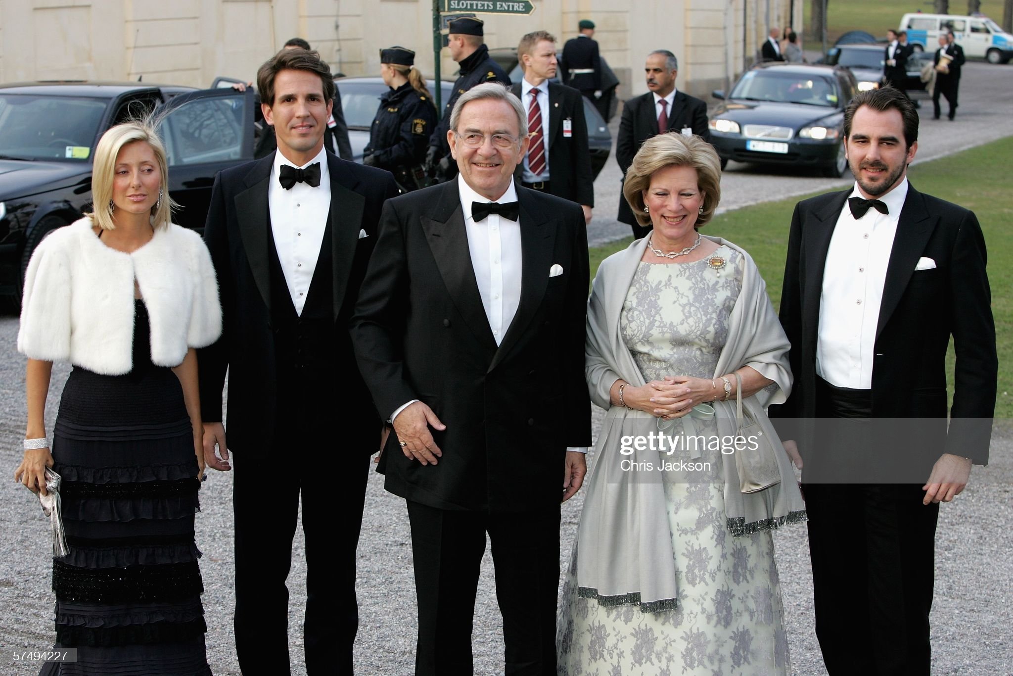 King Carl Gustaf Of Sweden Celebrates His 60th Birthday : News Photo