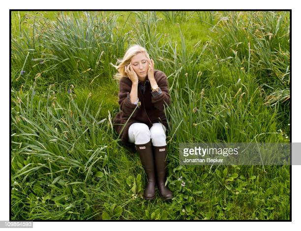 Princess Marie Chantal Of Greece Stock Photos and Pictures ...