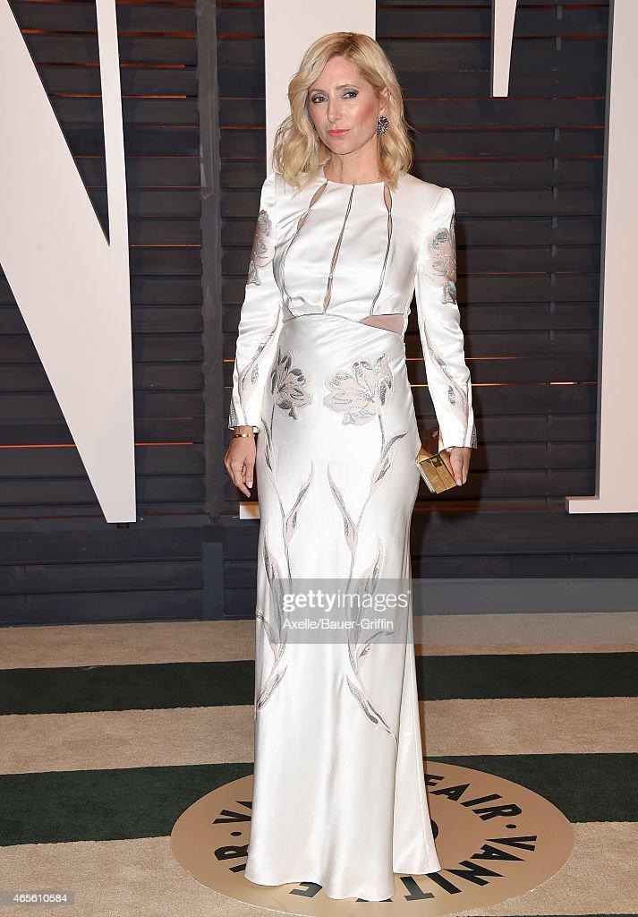 2015 Vanity Fair Oscar Party - Arrivals : News Photo