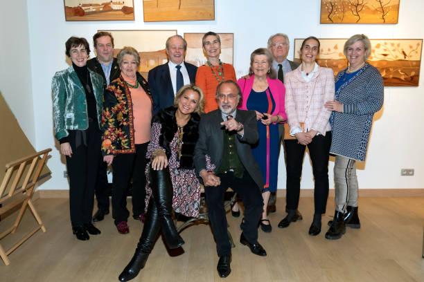 """FRA: """"Princes Et Princesses D'Orleans - Une Famille D'Artistes"""" Exhibition At Not A Gallery In Paris"""