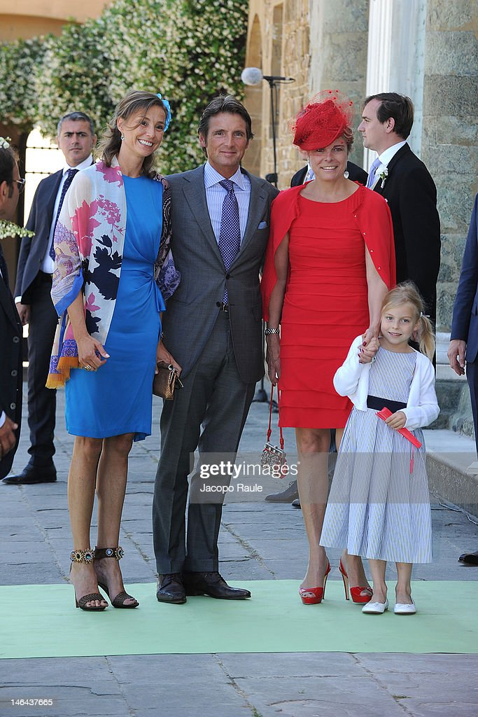 Princess Carolina Church Wedding With Mr Albert Brenninkmeijer : News Photo