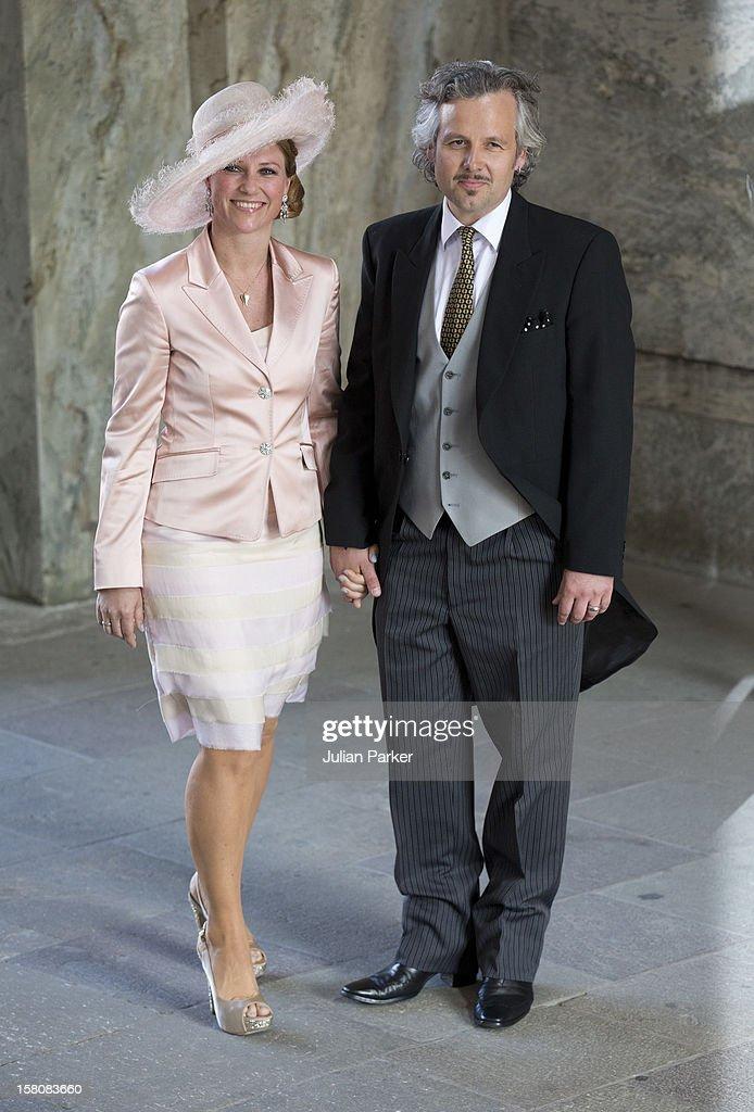 Sweden Royal Christening : News Photo